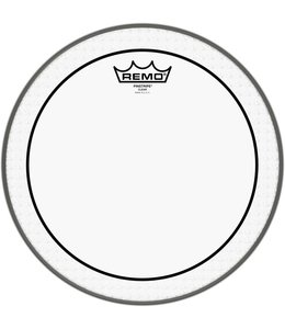 """REMO PS-0312-00 Pinstripe Clear 12 inch, 12"""" tom vel"""