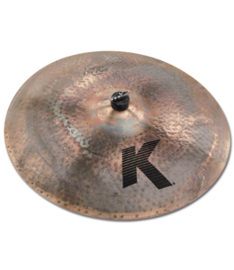 "Zildjian Ride, K Custom, 20"", Dry Ride, traditional"