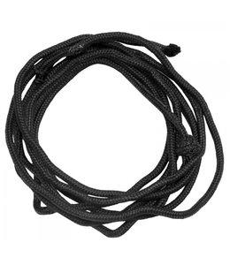 Terre Afrika djembe touw bespanning 5mm zwart