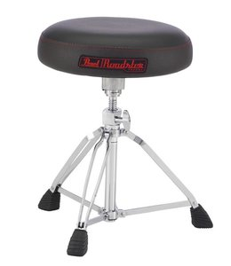 Pearl D-1500 Roadster Drum Throne, Vented Round Seat