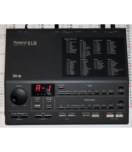 Roland RA-30 Real time Arranger B-stock