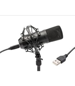 VONYX CM300B USB Studio microfoon black