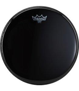 REMO BE-0012-ES Emperor Ebony 12 inch vel 2-ply