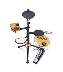 Carlsbro ROCK50 junior elektronisch drumstel kinderen