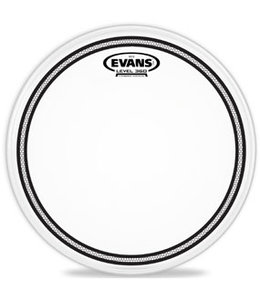 Evans B16EC2S EC2S 16 inch Coated (SST) Tomhead Frosted