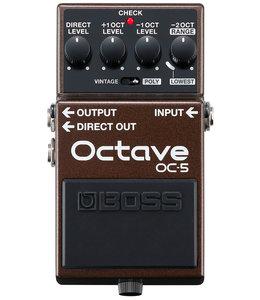 Boss OC-5 Octave gitaar effect pedal