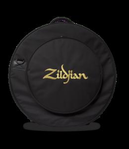 "Zildjian ZCB24GIG Bag, premium backpack cymbal bag, 24"", black"