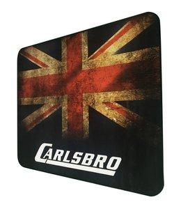 Carlsbro Drum mat CARPET 150x120cm + tas
