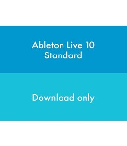 Ableton Live 10 Standard, Upgrade from Live 1-9 Standard download  88181