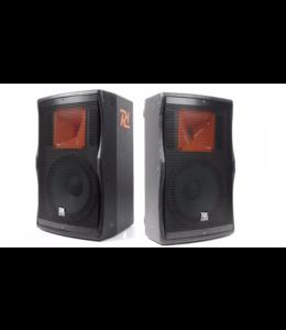 PD Power Dynamics PD510A actieve speaker 10 inch set 2 stuks
