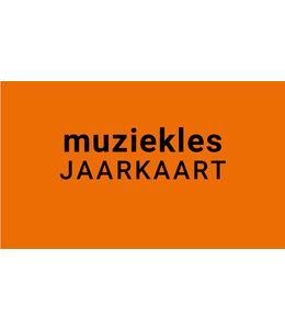 Henk Busscher Muziekles jaarkaart 38 x 30 minuten wekelijks jongeren 603ML
