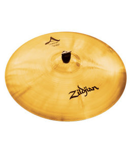 "Zildjian Ride, A Custom, 22"", Ping Ride, brilliant"