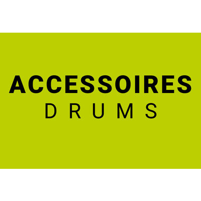 Accessoires Drums