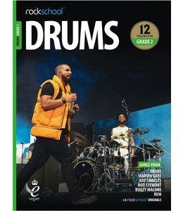 Hal Leonard Rockschool Drums Grade 2 Boek RSL