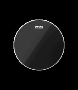 Evans Copy of TT10CHR  Evans Black Chrome Drum Head, 10 Inch