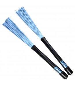 FLIX FFR Rock Brush, nylon brushes light blue