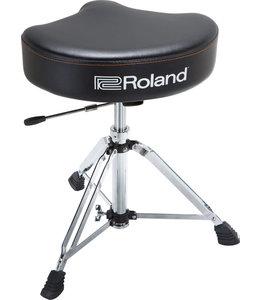 Roland RDT-SHV Drum Throne Vinyl saddle drum throne with gas spring