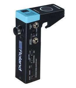 Roland RT-MicS Hybrid Drum Module, trigger, microfoon, samples
