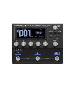 Boss Boss GT-1000CORE Guitar Effects Processor