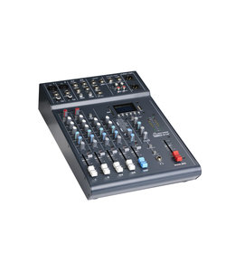 Studiomaster CLUB XS6+ 4 CH 6 IN MIXER+FX FOOTSWITCH