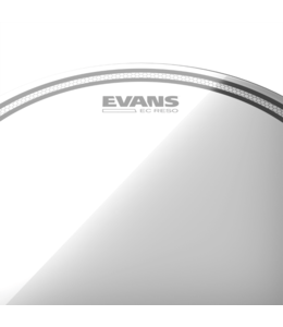 Evans TT14ECR EC Resonant clear 14 inch