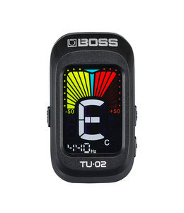 Boss TU-02 Clip-On Tuner chromatic