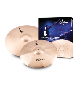 Zildjian Cymbal set, I Family, Expression Pack 1, 14TC/17Cr