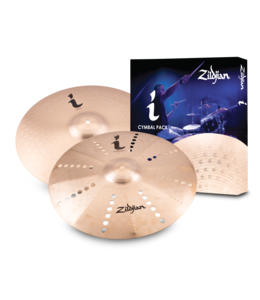 Zildjian Cymbal set, I Family, Expression Pack 2, 17TC/18Cr