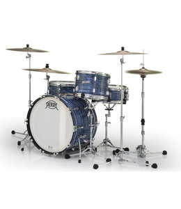 Pearl President Series Deluxe 3-Pc. Shell Pack (2214B/1616F/1309T)