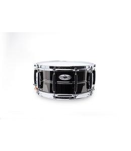 "Pearl Snaredrum Sensitone Heritage Alloy 14""x6.5"" Black Brass Snare"