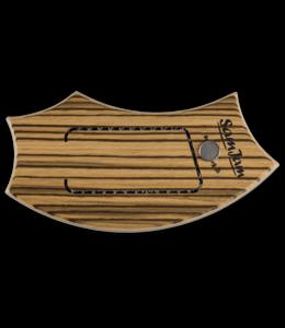 Schlagwerk SamJam Guitar Snare  Zebrano voor gitaar PSC SJ110Z