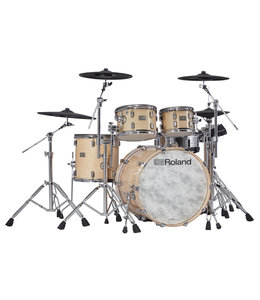Roland VAD706 V-Drums Acoustic Design Gloss Natural Premium Finish