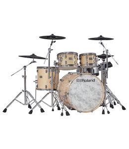 Roland VAD706 V-Drums Acoustic Design Gloss Natural Premium Finish