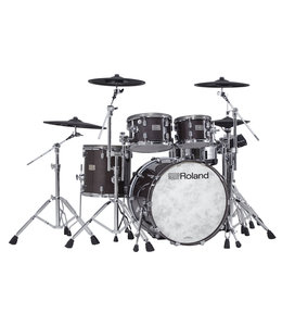 Roland VAD706 V-Drums Acoustic Design Gloss Ebony Premium Finish