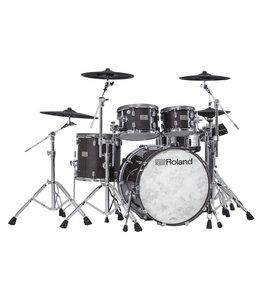 Roland VAD706 V-Drums Acoustic Design Gloss Ebony Premium Finish