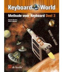 de Haske Keyboard World deel 3 methode voor keyboard