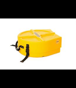 "Hardcase HNP14S-Y snaredrum case 14"" Yellow"