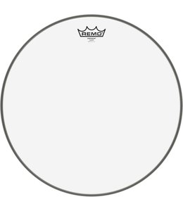 """REMO BE-0312-00 Emperor Clear Tom/ Snarevel 12"""" dubbellaags"""