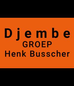 Henk Busscher Djembegroep >21 volwassenen 10 lessen cursus dgv