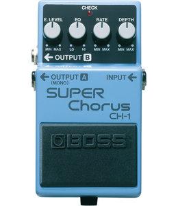 Boss CH-1 Super Chorus gitaareffects