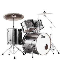 Pearl EXX725SBRC21 Export Smokey Chrome 5-delig drumstel