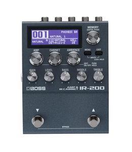 Boss IR-200 Amp & IR Cabinet