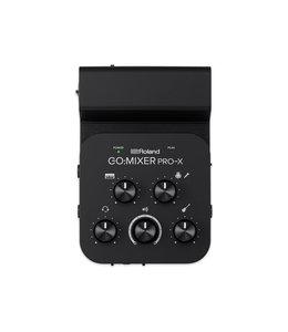 Roland GO:MIXER PRO-X Audio Mixer for Smartphones