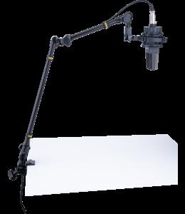 Hercules DG107B universal podcast mic & camera arm stand