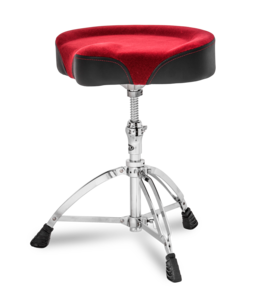 Mapex T765ASER Drum Stool red