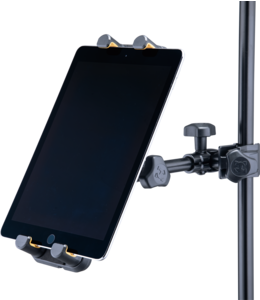 Hercules HCDG-307B Tablet & Phone Holder, 2-in-1