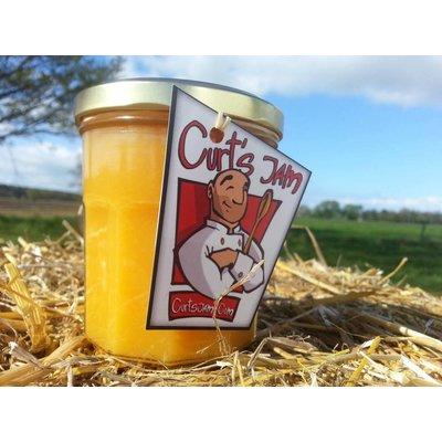 Fresh Belgian Handmade Orange jam with no sugar - 200 ml