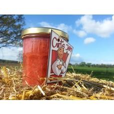 Rhubarbe - Fraise - Sans sucre 200ml