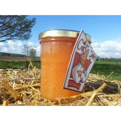 Fresh Belgian handmade ginger jam - 200 ml