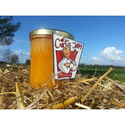 Verse Belgische handgemaakte citroenen jam/confituur - 200 ml
